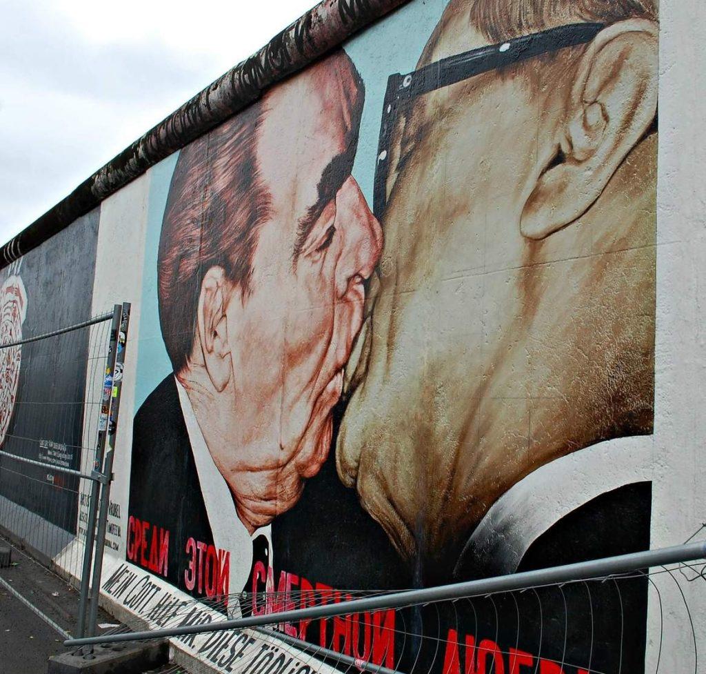 Berlin Wall Street Art