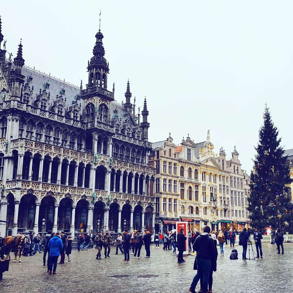 Brussels trip to Grand Place