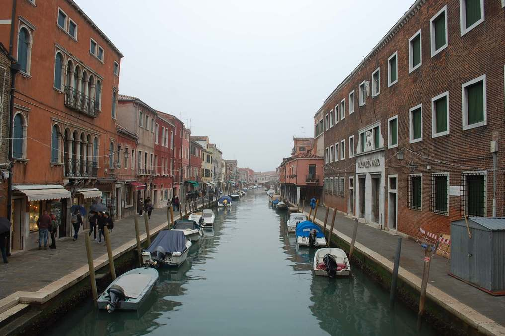 Canels of Murano