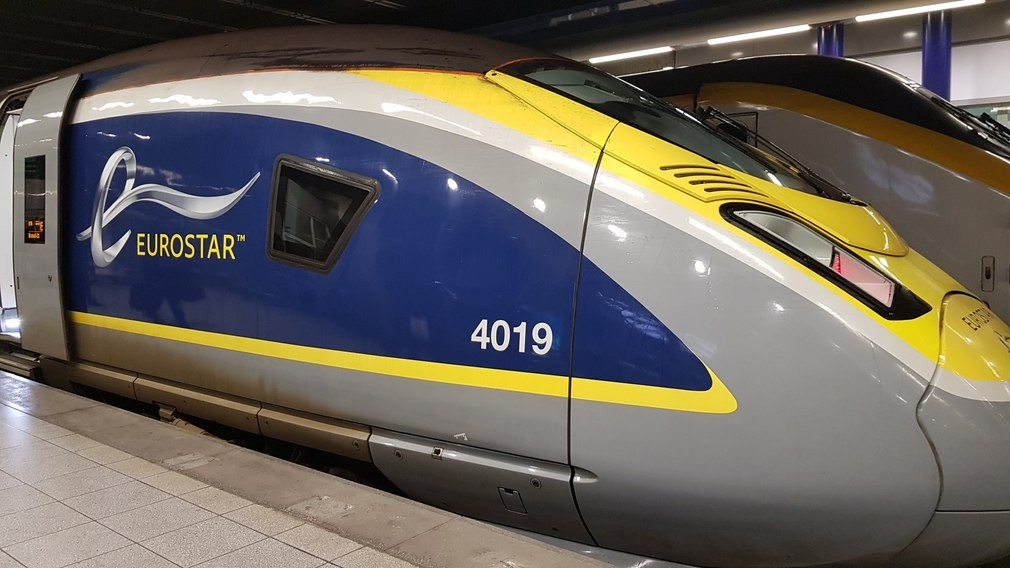 Day trip to Brussels by Eurostar from London