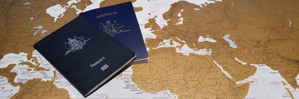 How to Renew your Australian Passport in the UK