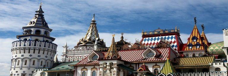 Izmaylovsky markets