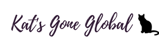 Kat's Gone Global Logo