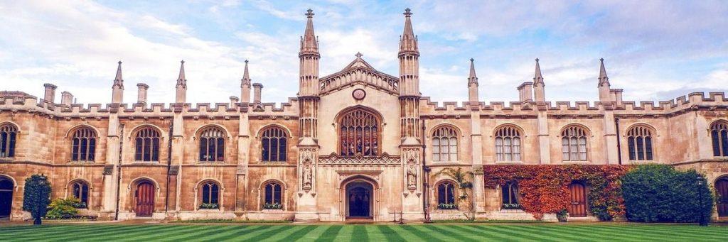 Cambridge Cover