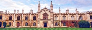 Top Five Things to do in Cambridge