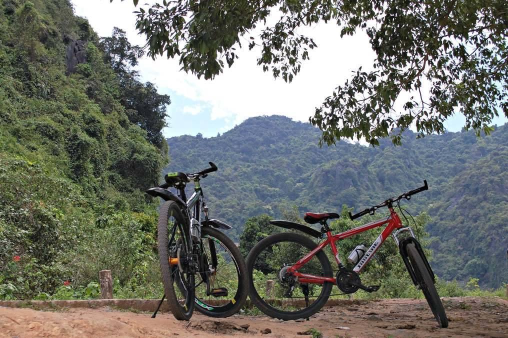 Cycling Phong Nha Ke Bang