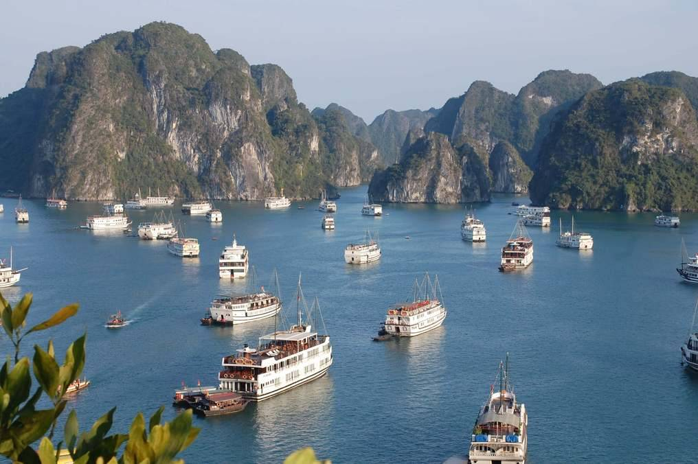 Dao Ti Top, Ha Long Bay