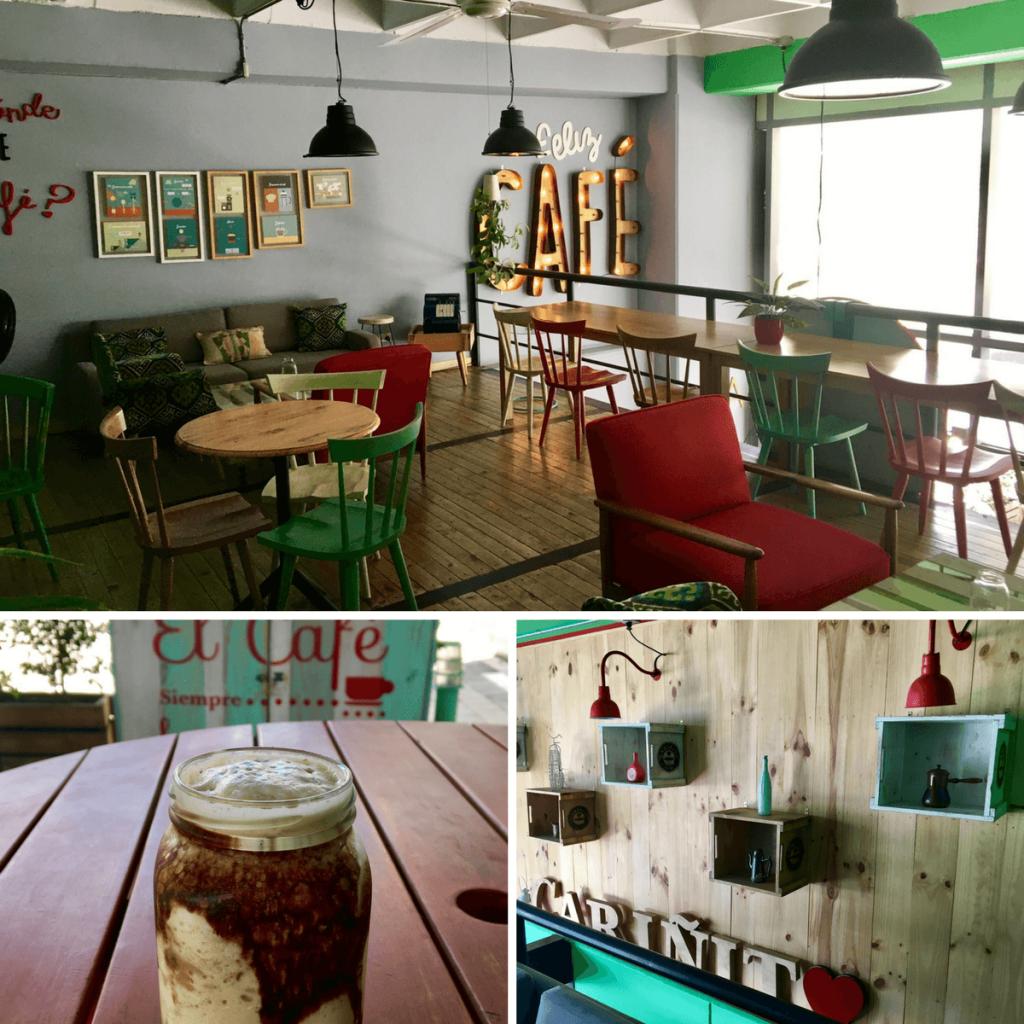 El Cariñito Cafe in Medellin, Columbia