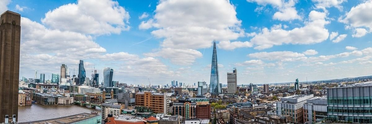 Five Places with the Best Views of London