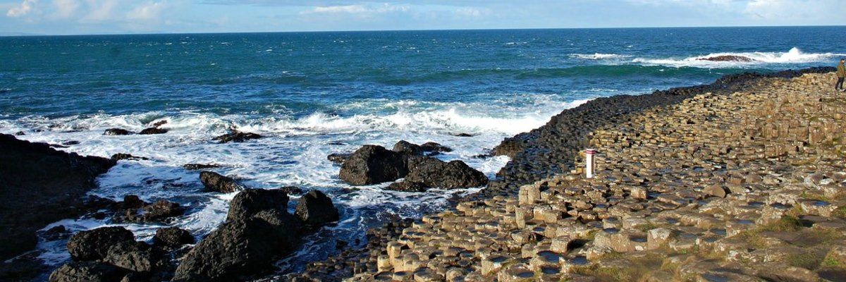 Giant's Causeway Cover