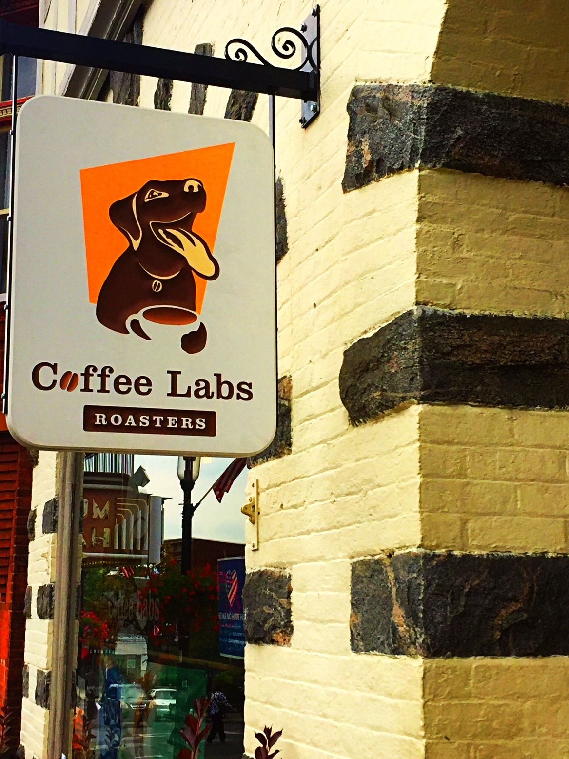 Lab Roasters in Tarrytown in New York, USA