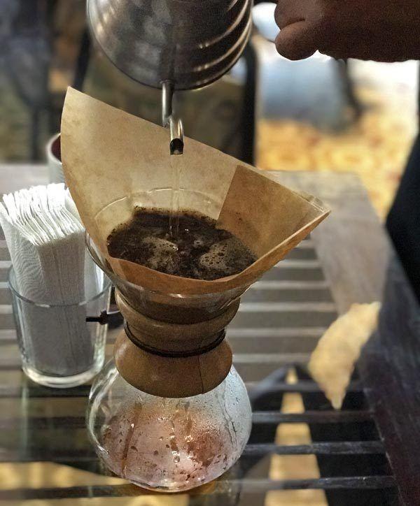 Panama Geisha Coffee Cafe Sucre
