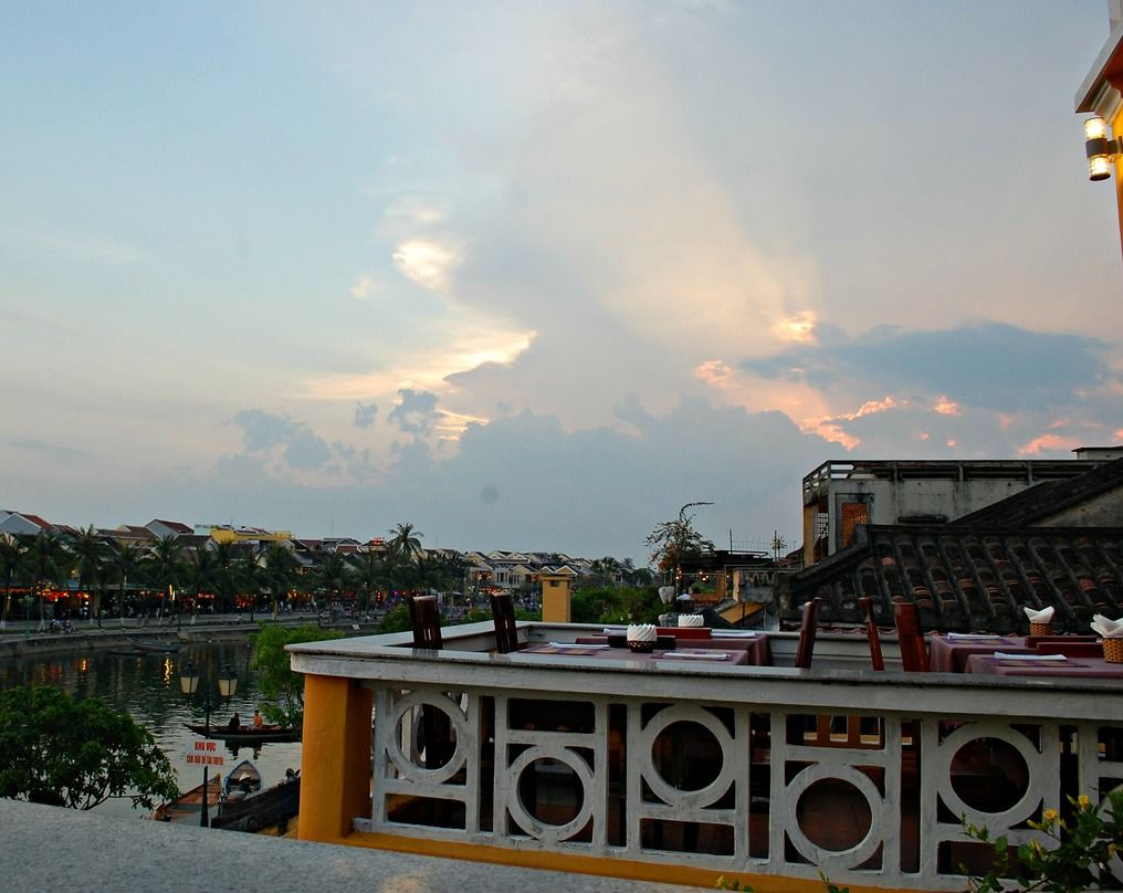 Sunsets over Hoi An