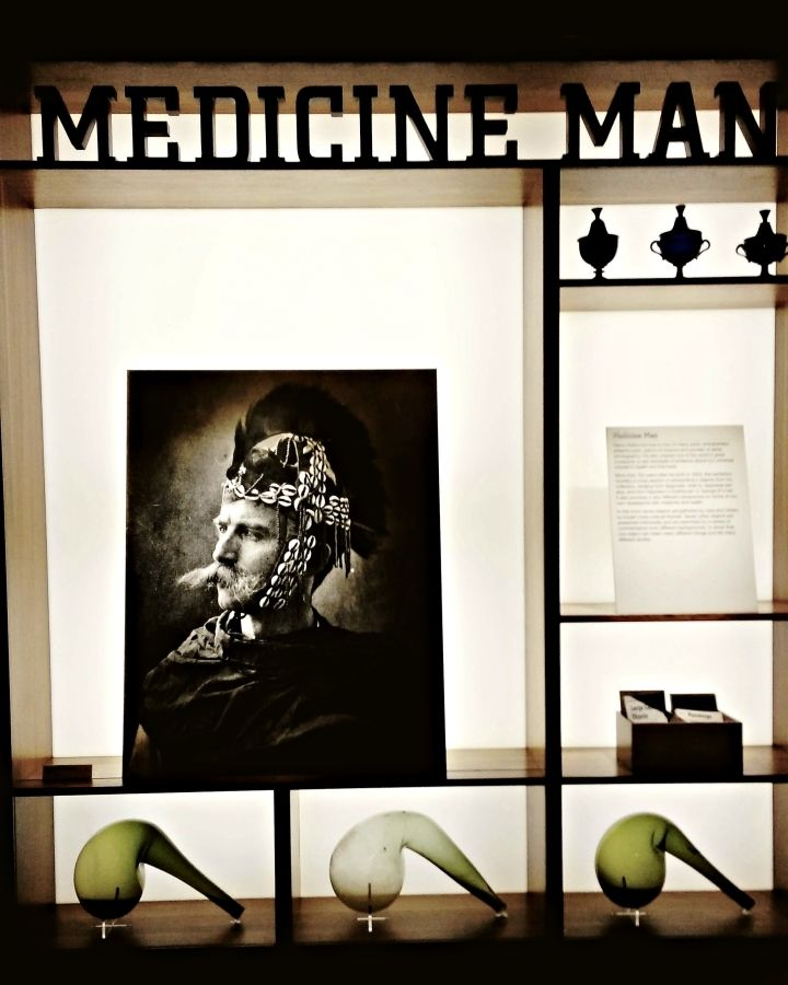 Wellcome Collection Medicine Man