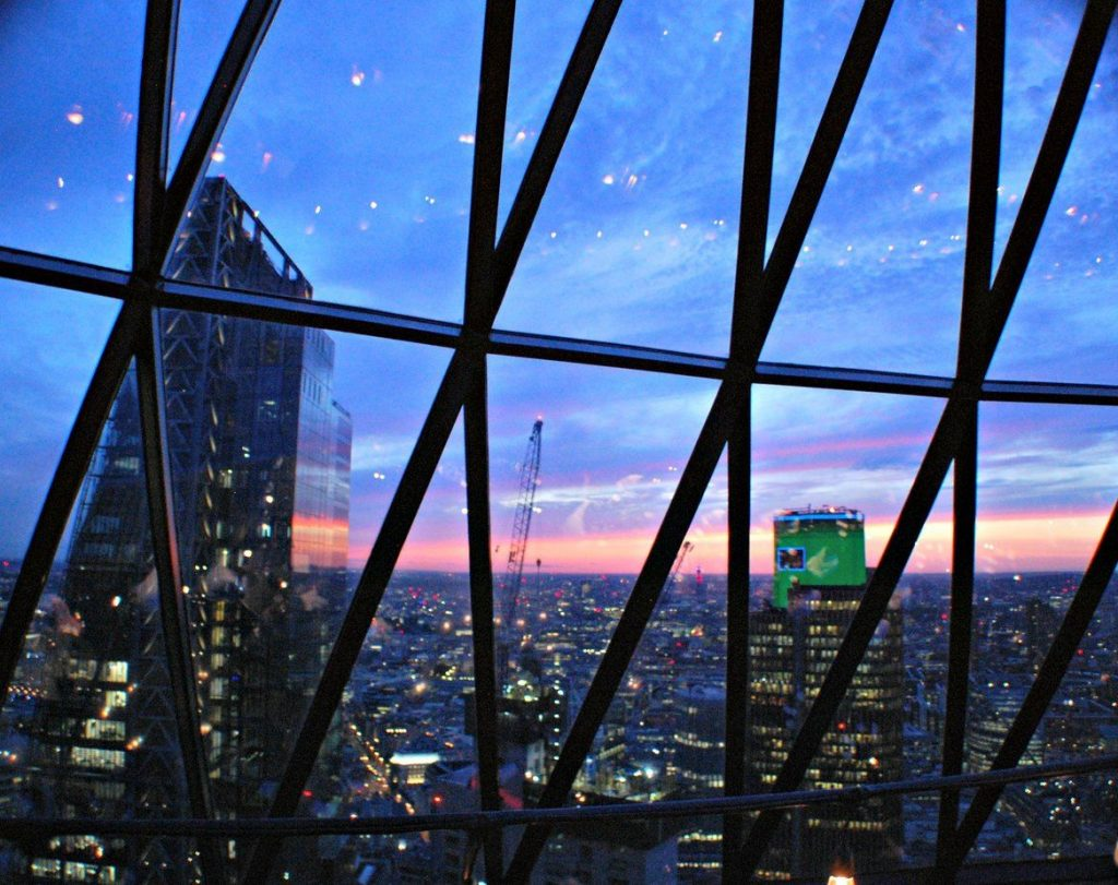 Searcy's at the Gherkin