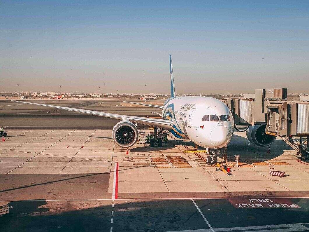 Flight to the UK
