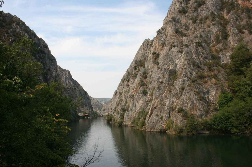 Matka Canyon