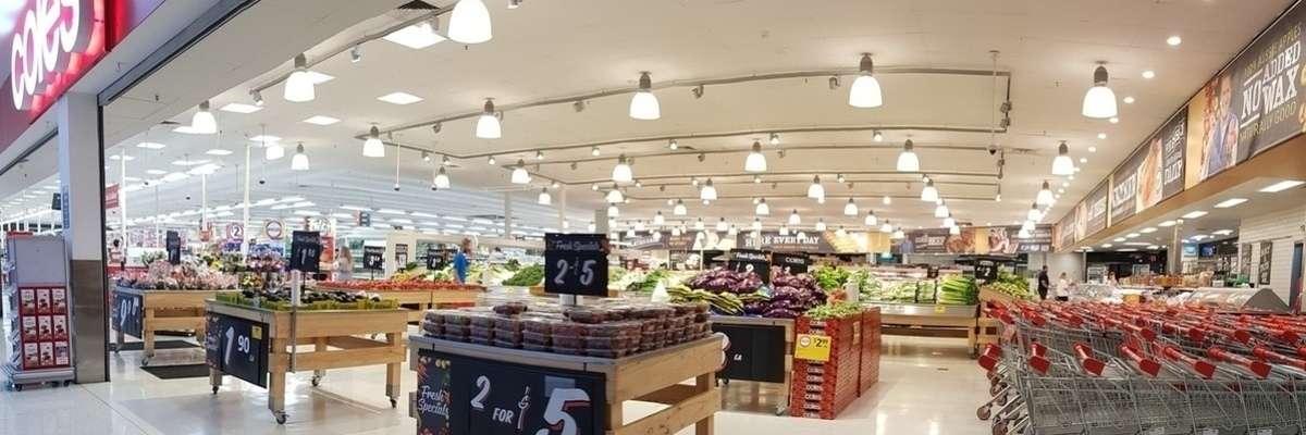 Coles supermarket Perth