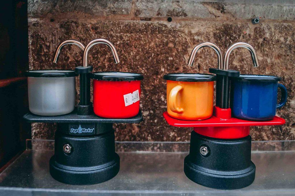 Stove Espresso Machines