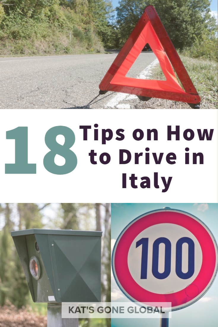 Driving in Italy: 18 Tips on How to Drive as a Tourist