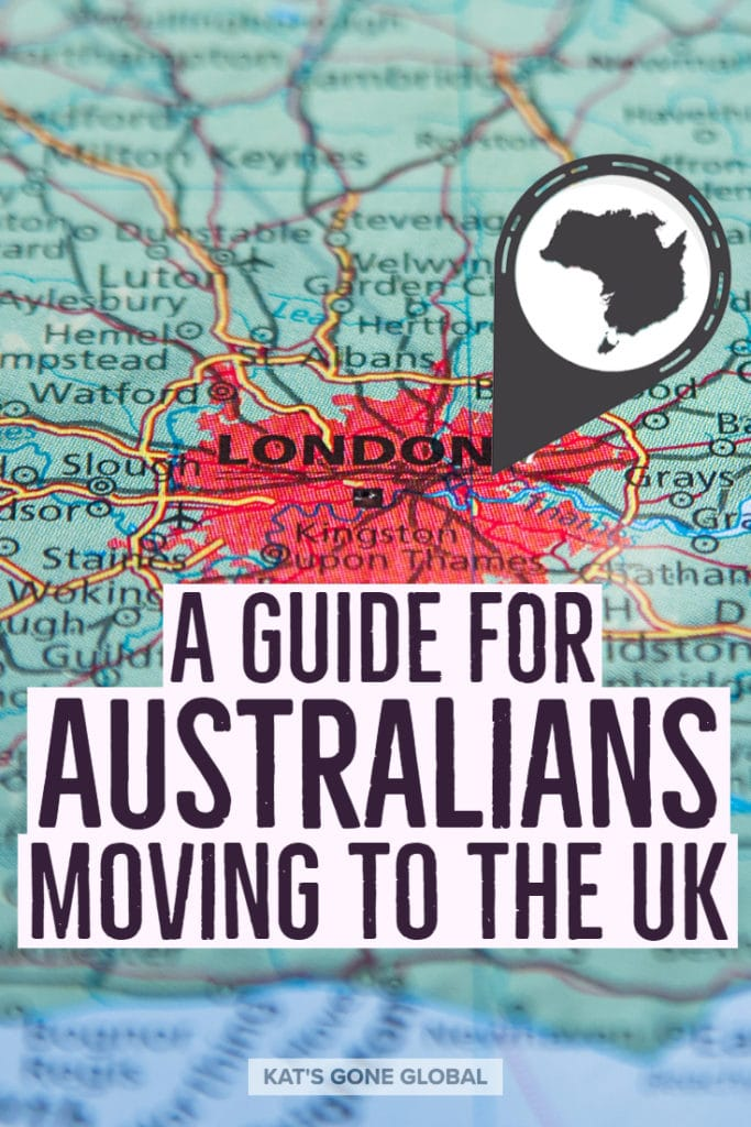 A Guide for Australians Moving to the UK