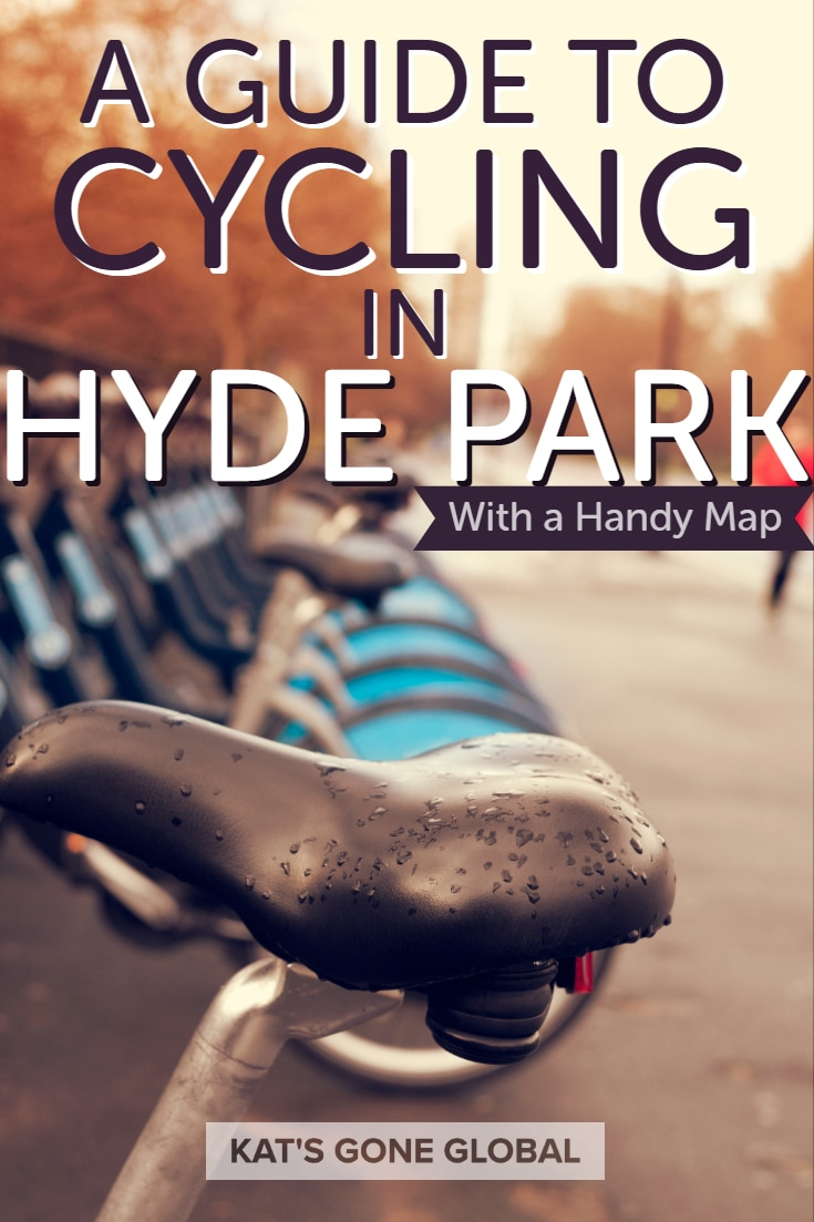 A Guide to Cycling in Hyde Park (With a Handy Map)