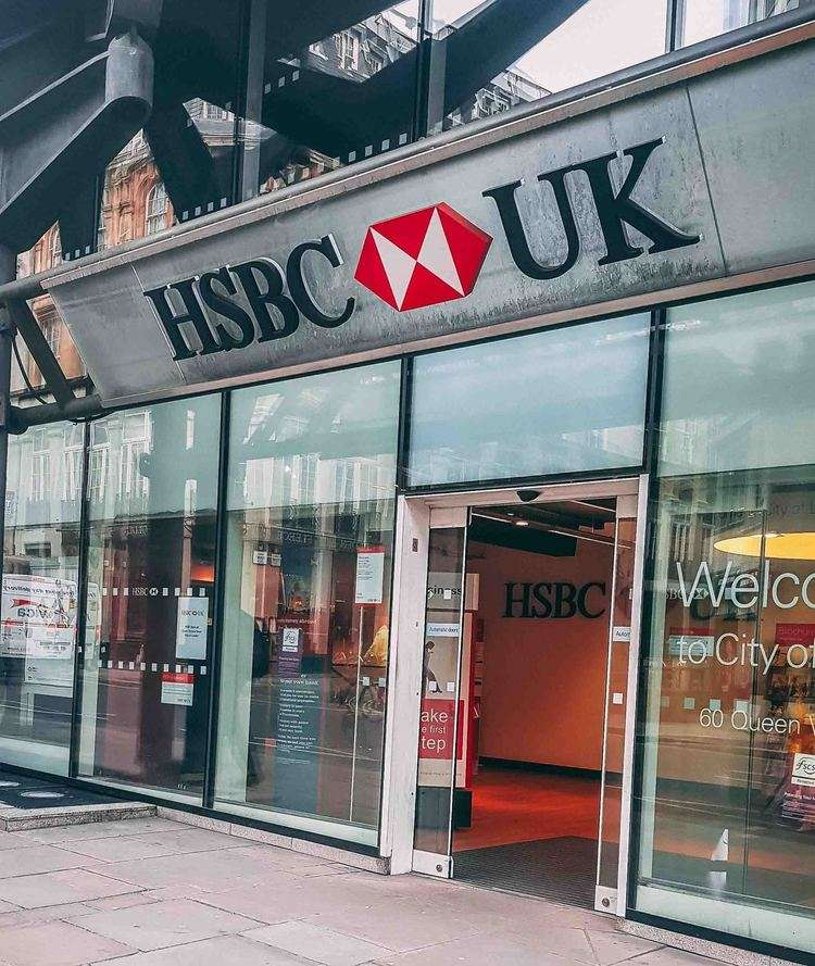 Setting up a HSBC UK Bank Account