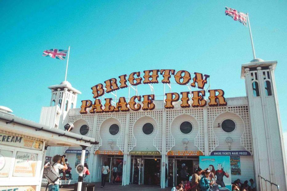 Day trip to Brighton Pier