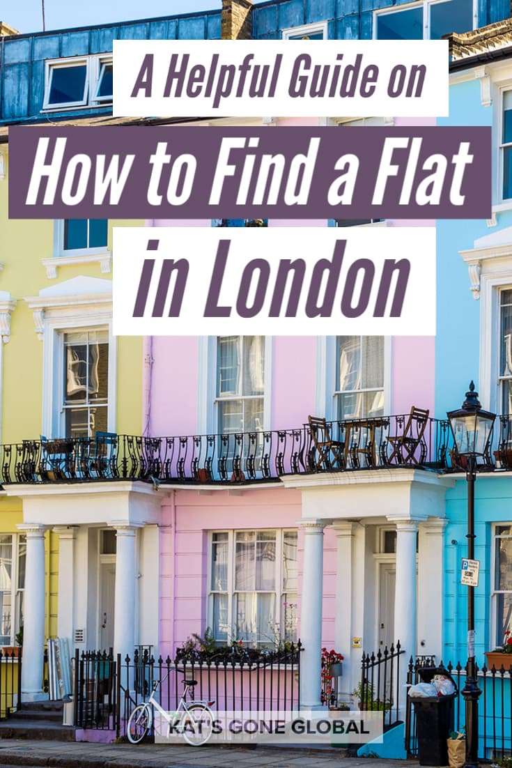 A Helpful Guide on How to Find a Flat in London (1)