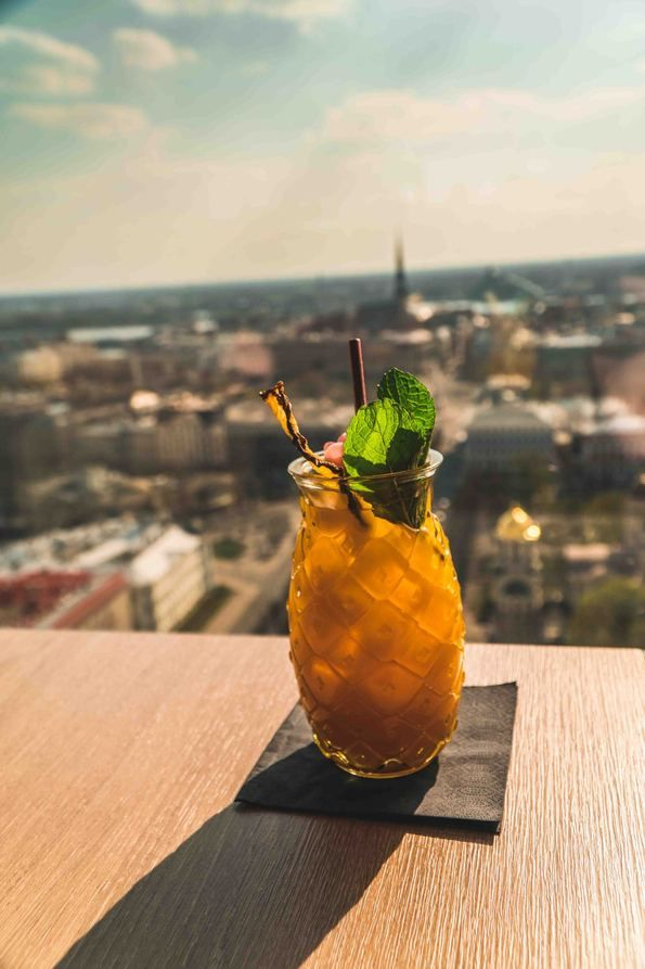 Angel-Falls-cocktail-at-the-Radisson-Blu-Hotel-is-the-Skyline-Bar