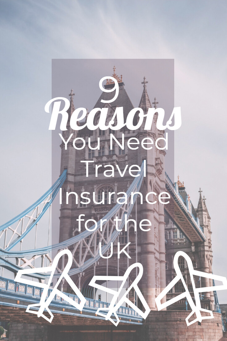 9 Reasons You Need Travel Insurance for the UK