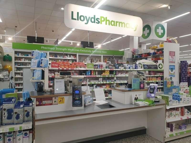 Llyods Pharmacy UK