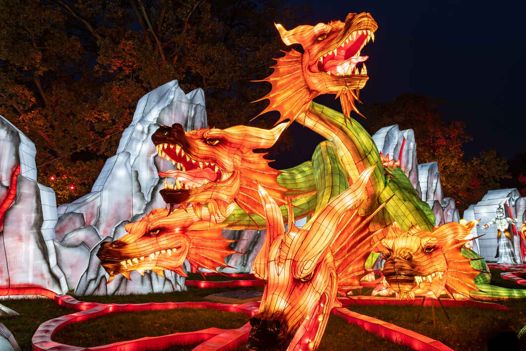 The-Festival-of-Light-at-Longleat