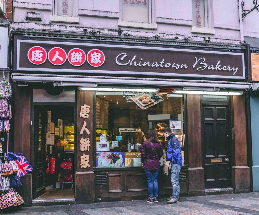 Pick up some tasty treats at Chinatown Bakery.