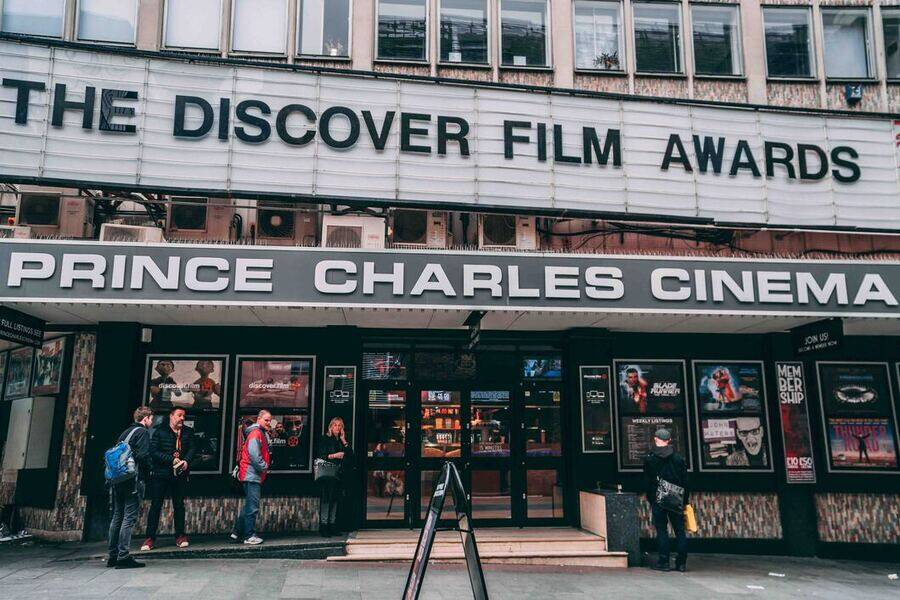 Catch a movie marathon at the Prince Charles Cinema!
