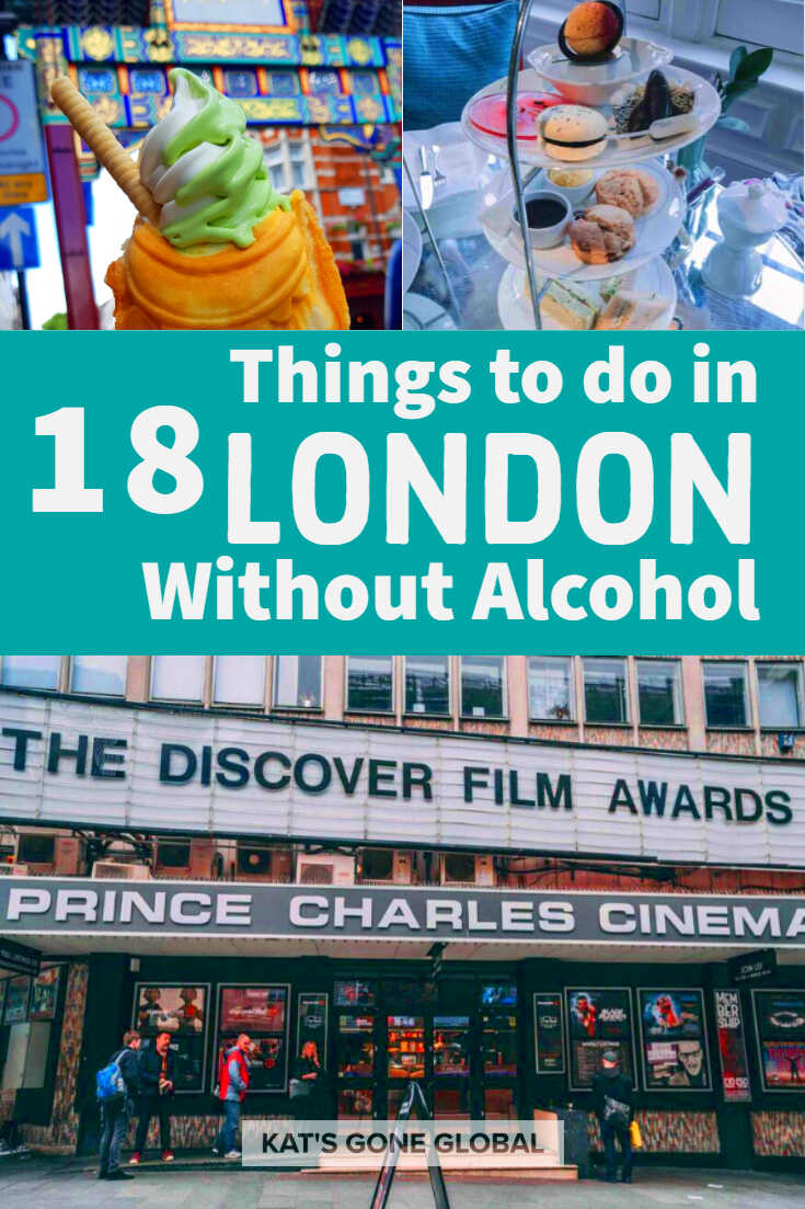 Things To Do In London Without Alcohol