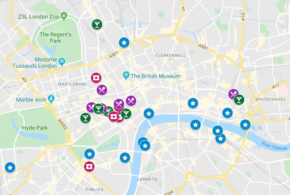 What-to-book-ahead-in-London-map
