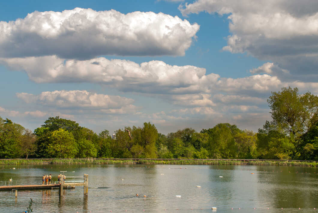 Go for a Swim in Hampstead Heath