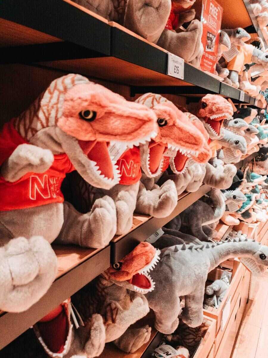 Natural History Museum Merchandise
