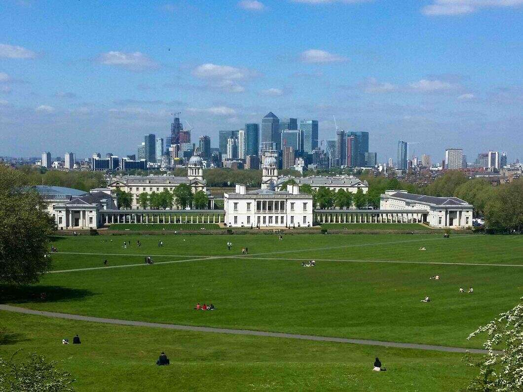 Greenwich is full of green spaces and views. Climb to the top of the hill to get panoramic views of Greenwich and Canary Wharf.