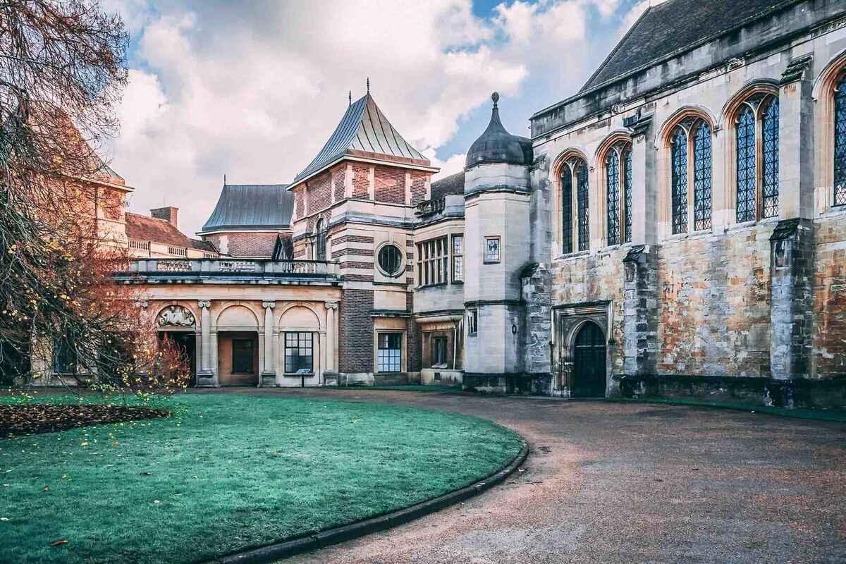 Eltham Palace North Side London