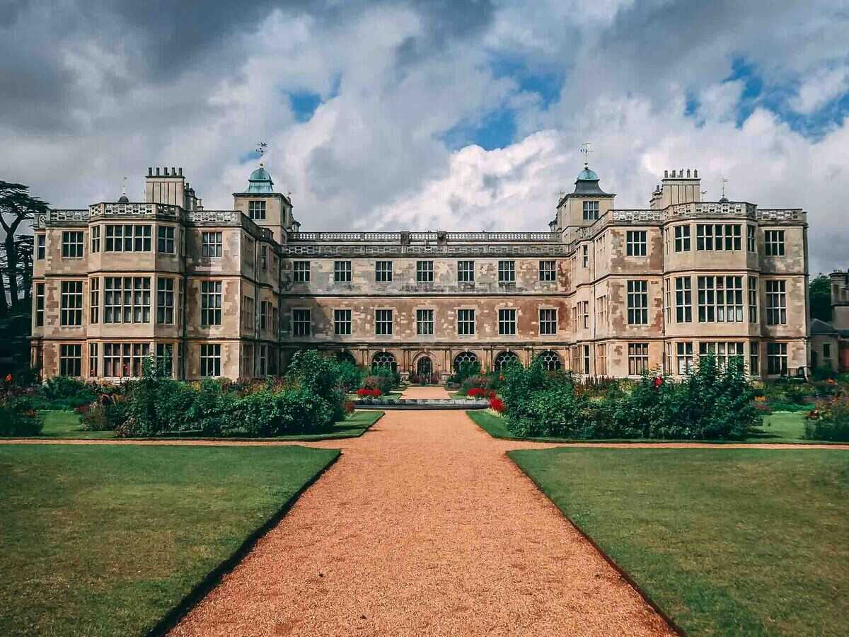 audley end house and gardens essex