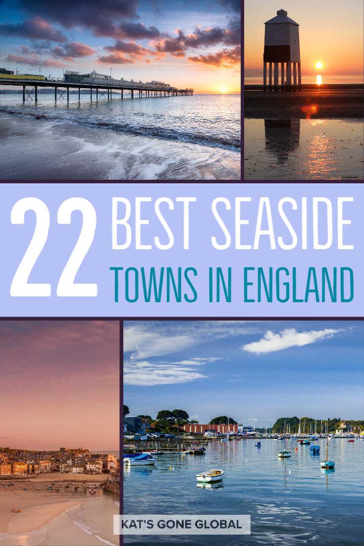 Best Seaside Towns in England