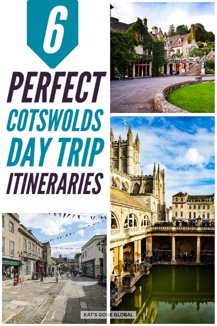 Cotswolds Day Trip Itineraries