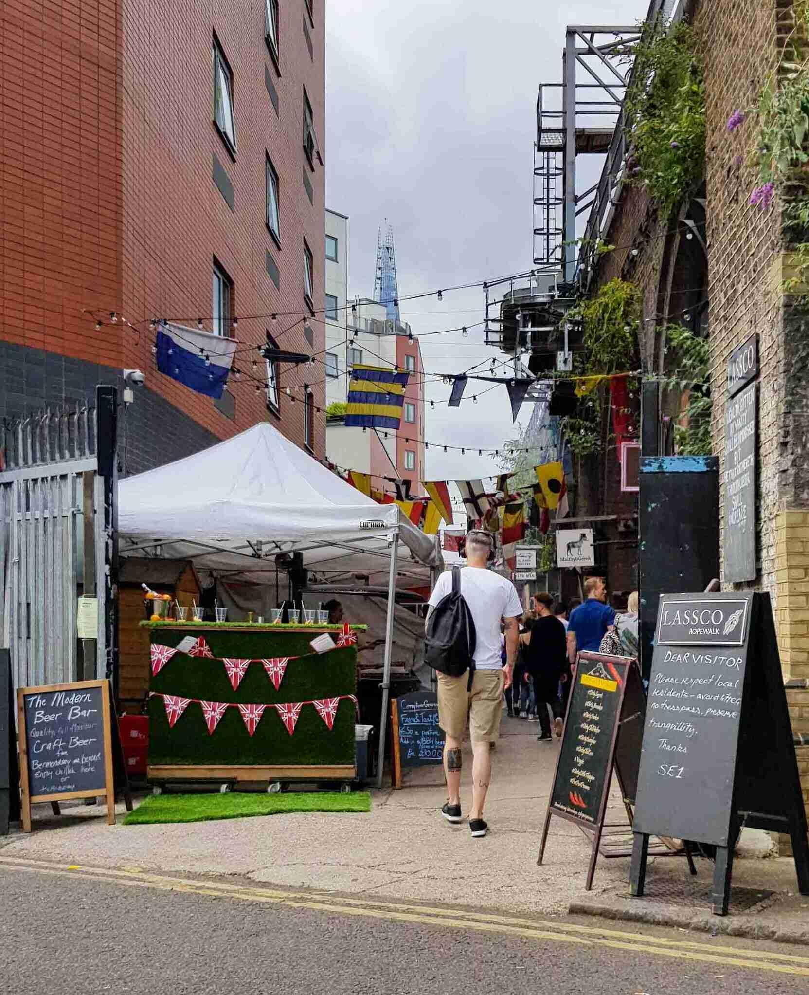 Maltby Street Markets