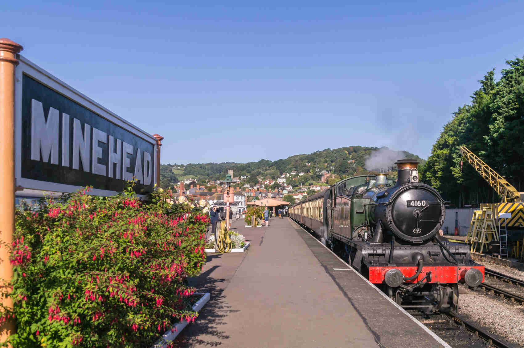 Minehead-station-Somerset