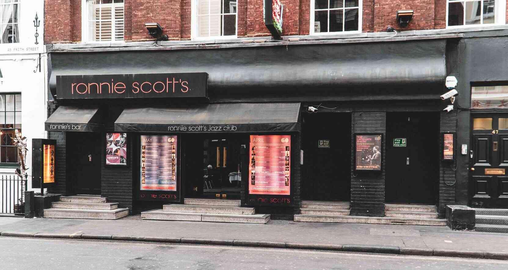 Ronnie Scotts