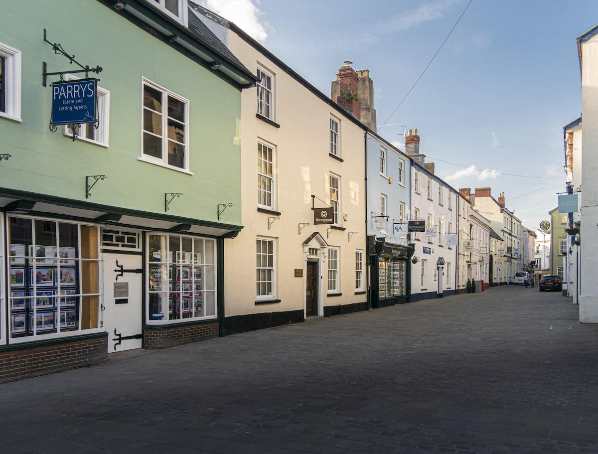 Abergavenny Town, Wales