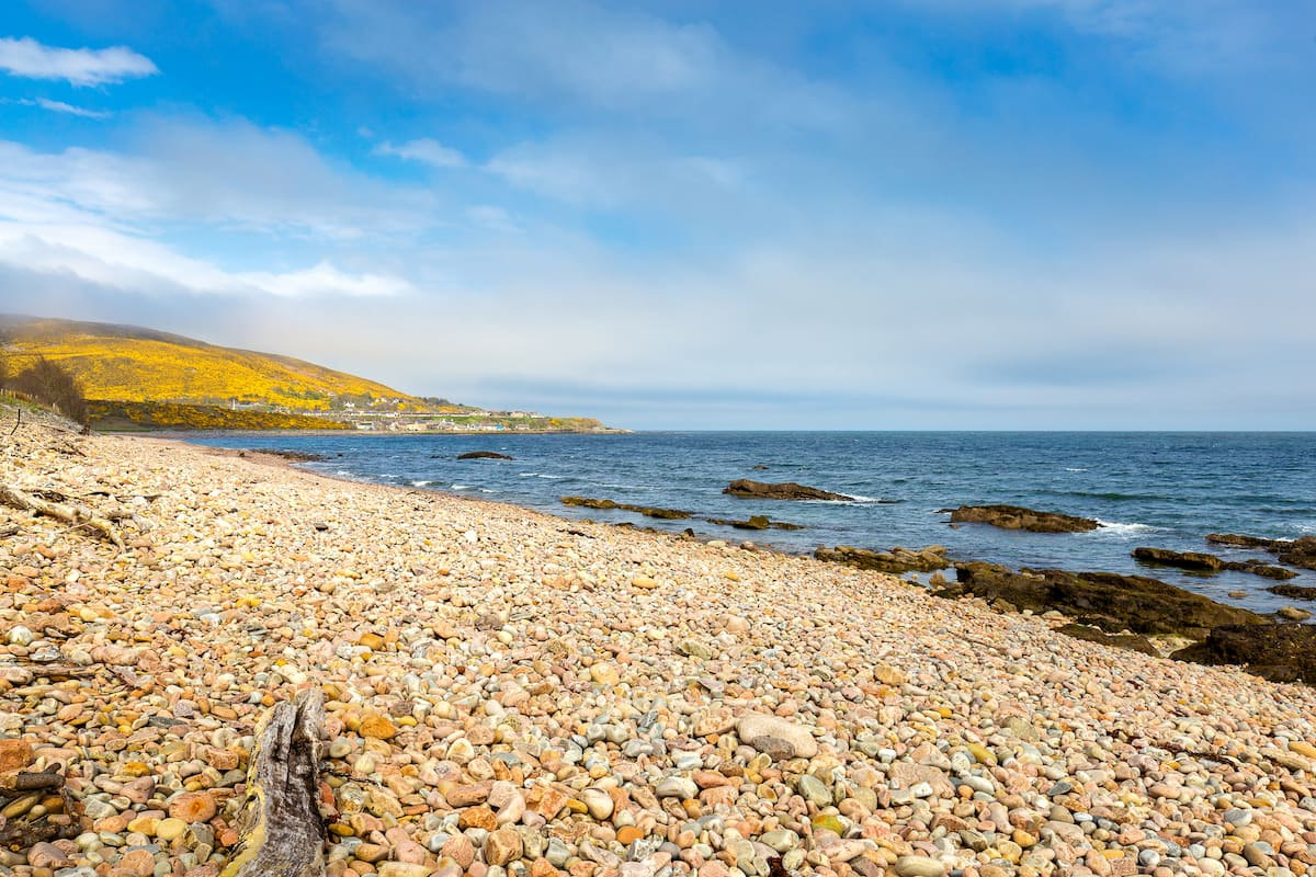 View to Helmsdale