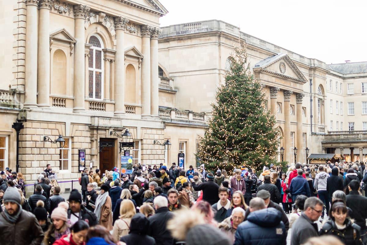 Bath Christmas Market Credit_ Jacek Wojnarowski